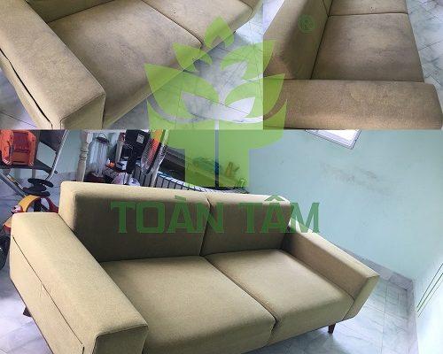 dịch vụ giặt ghế sofa bình dương