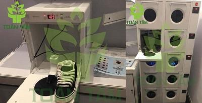 giặt hấp giày