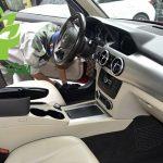 Dịch vụ loại bỏ mùi hôi trong nội thất xe hơi