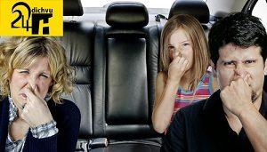 dịch vụ dọn nội thất xe hơi tại buôn ma thuột