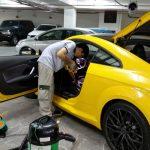 Đúng hay sai khi sử dụng dịch vụ dọn nội thất xe hơi?