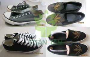 phủ nano giày thể thao