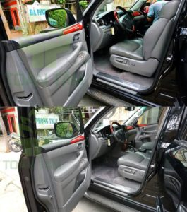 dịch vụ vệ sinh nội thất xe hơi tphcm