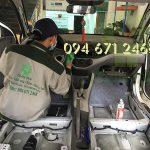 Dịch vụ dọn nội thất xe hơi tại Bình Dương